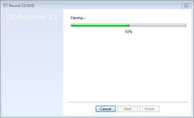 51 percent complete...