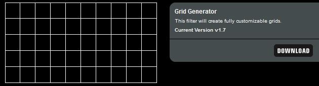 irfanview grid generator plugin