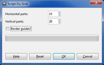gimp grid plug-in