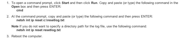 Manual Method Directions