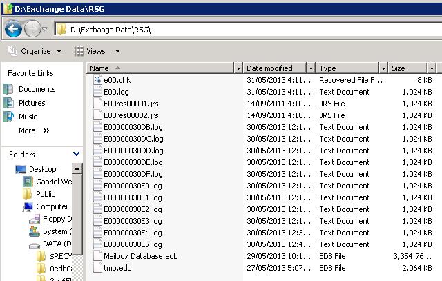 RSG Folder