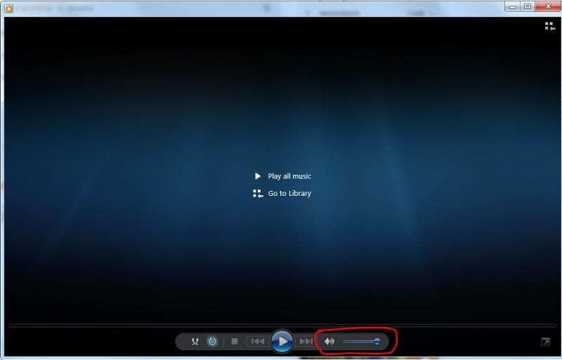Now>audio volume