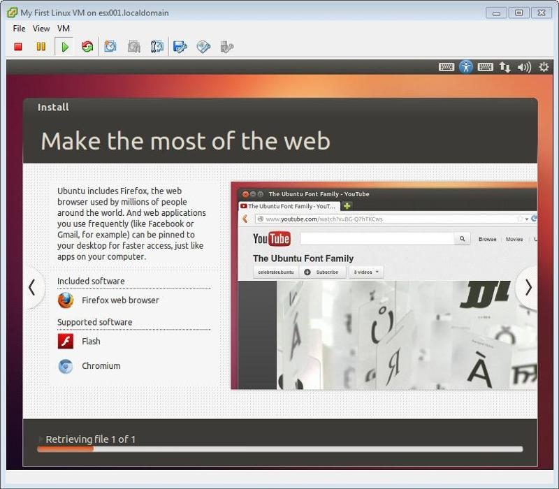Ubuntu Installation 6