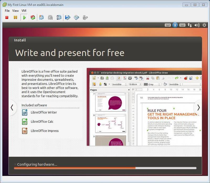 Ubuntu Installation 7