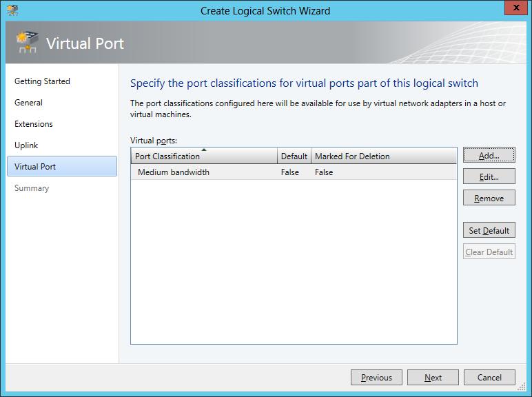 Virtual Port