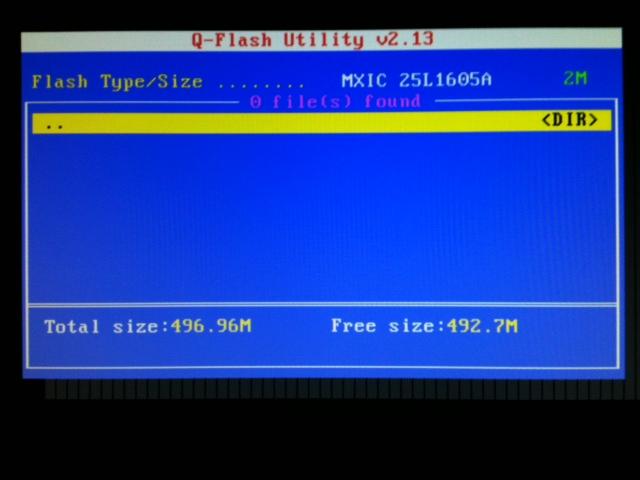 Cant find easytune for gigabyte bios update