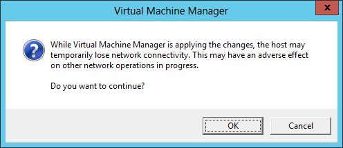 VMM Warning