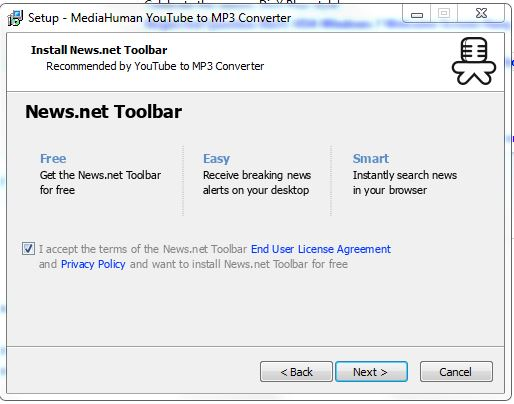 newsnet toolbar