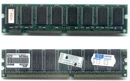 SDRAM vs DDR