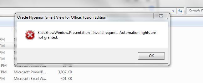 capture of user error