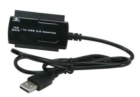 SATA to USB Connector