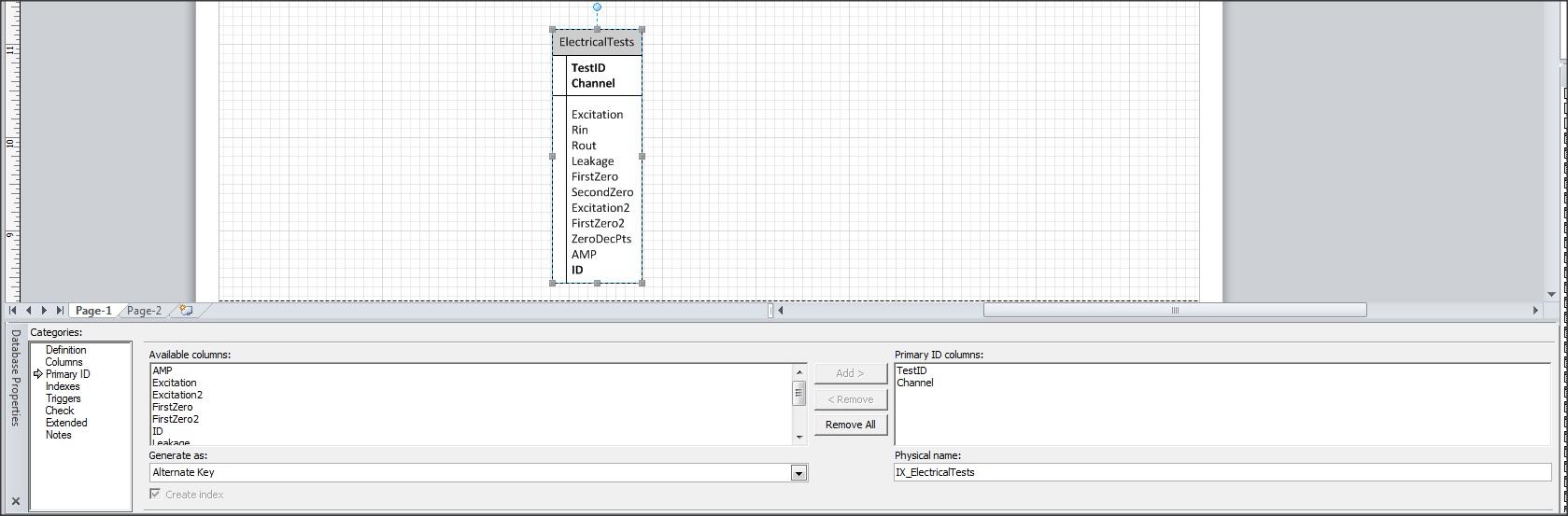 How do you create a foreign key in visio 2010 screenshotg ccuart Choice Image