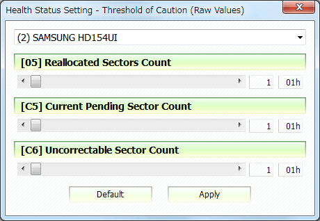 Evaluating current status of Desktop Sata drives