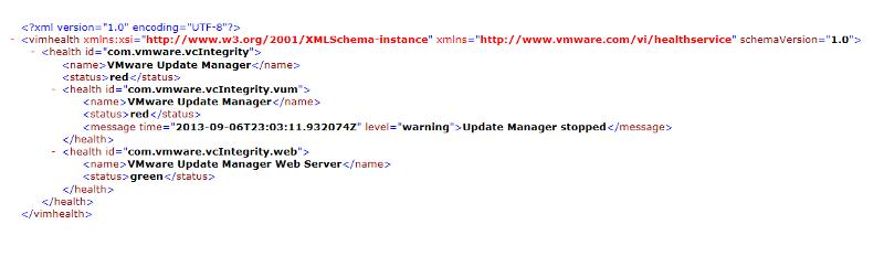 Health XML