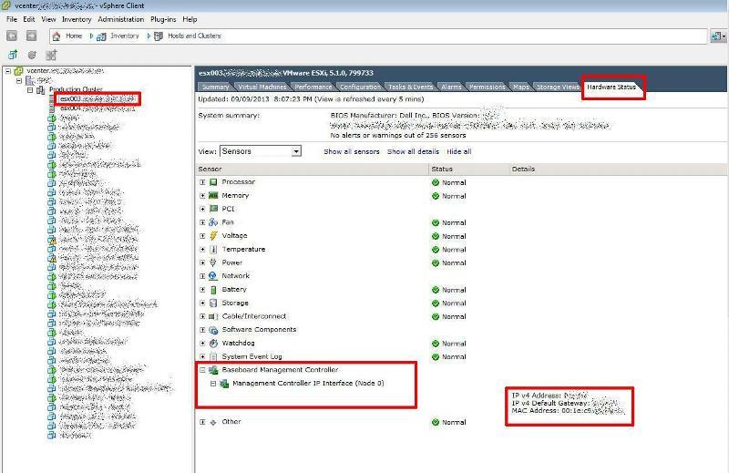 iDRAC - Baseboard Management Controller