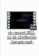 4 the captured file just rename it
