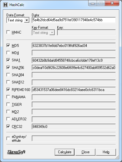 Password - step 2