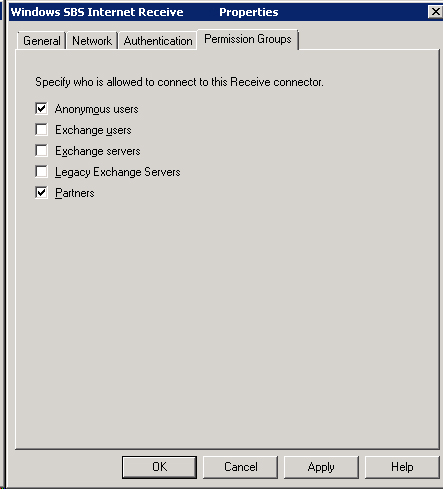 Permissions-Groups