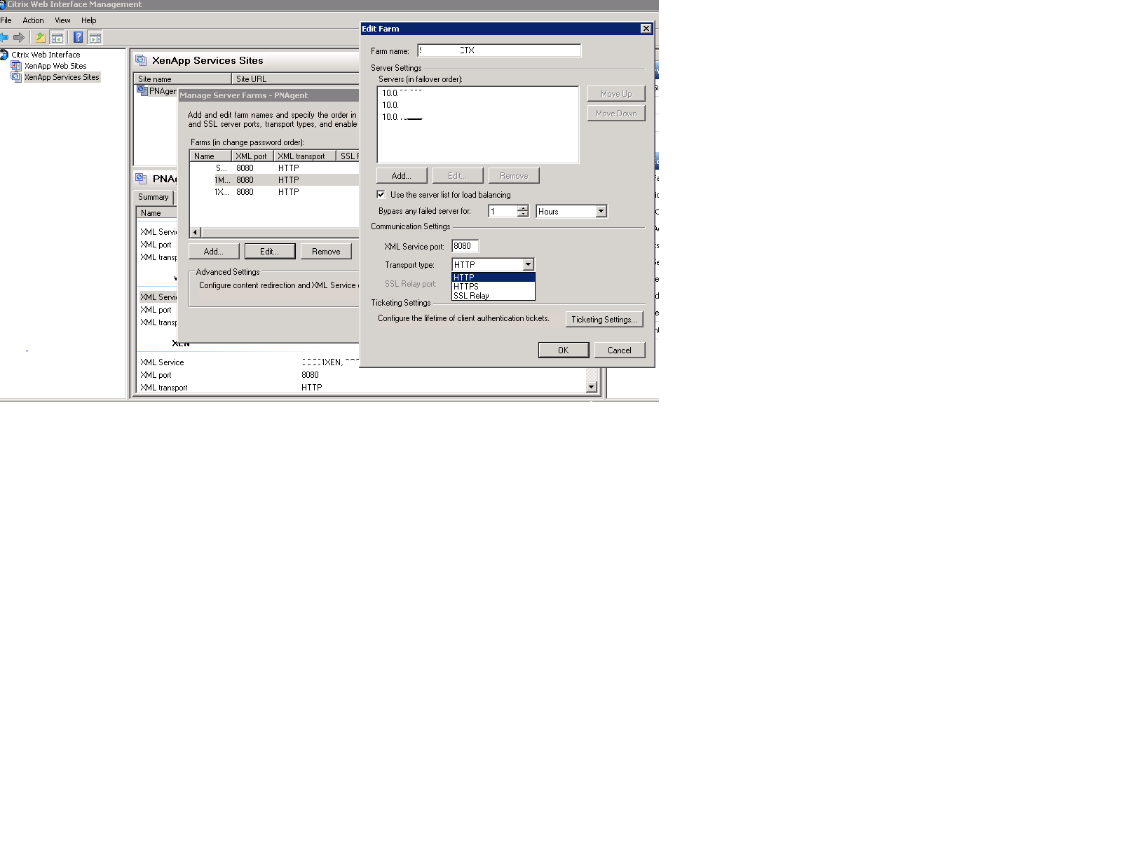 SOLUTION] Citrix Errors on Xenapp 6 5 farm Event Id : 30003, 30005