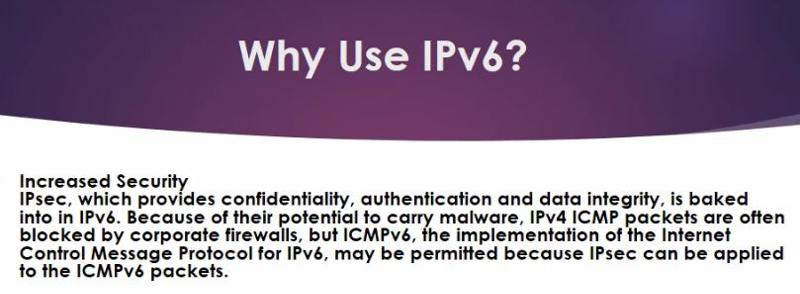 icmpv6 and ipsec