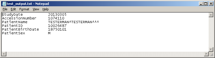 test_output.txt shown in notepad