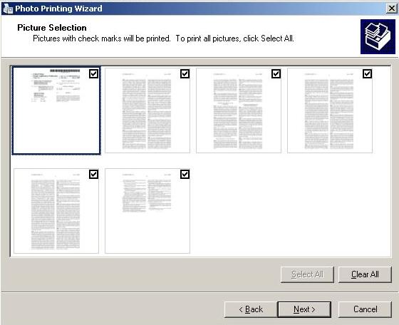 WPFV print dialog