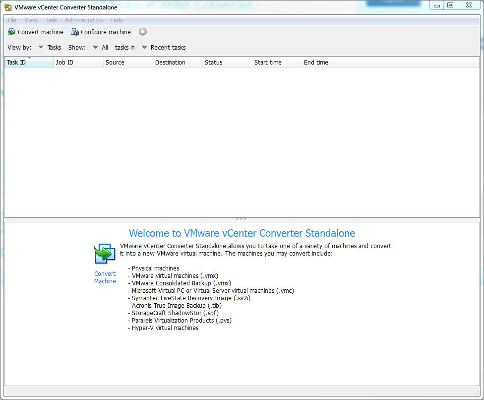 vmware converter standalone 3.0.3