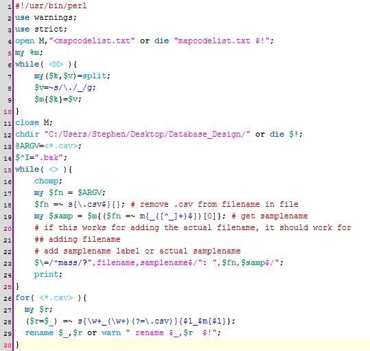 Modded script