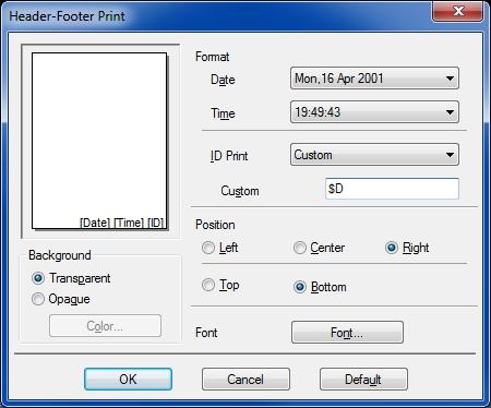 printer print dialog