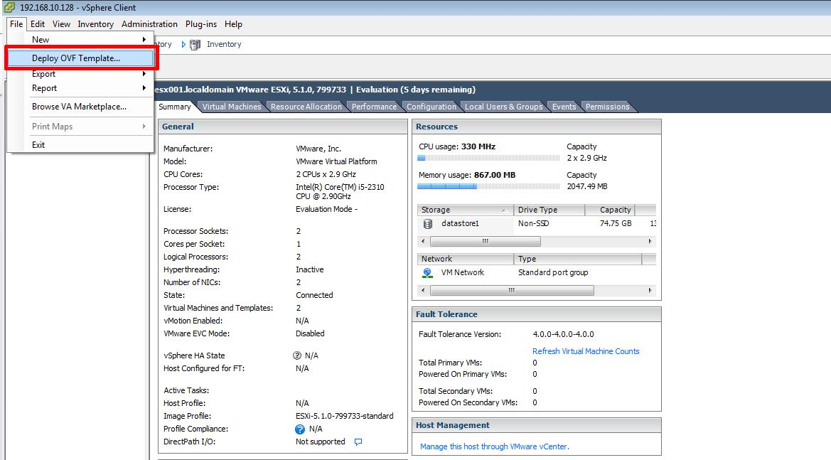 HOW TO: Backup (Export) and Restore (Import) virtual machines to ...