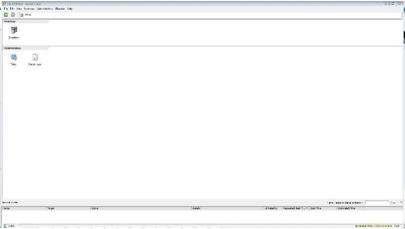 VMware vSphere Hypervisor ESXi 5.1 Inventory