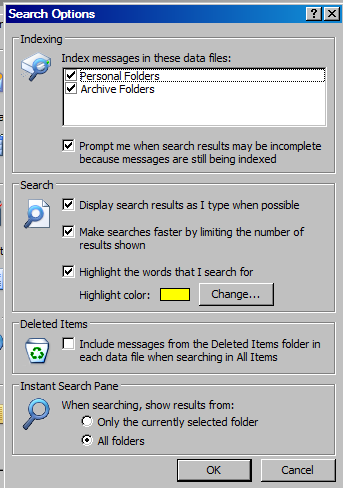 Outlook-2007-Search-Settings