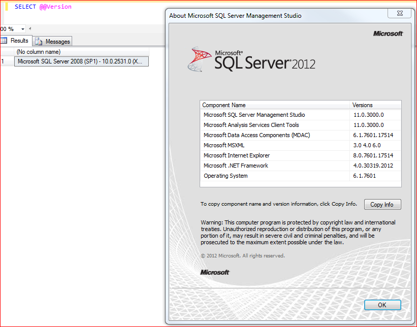 SOLUTION] sql server 2008 - Cannot find data type DATE