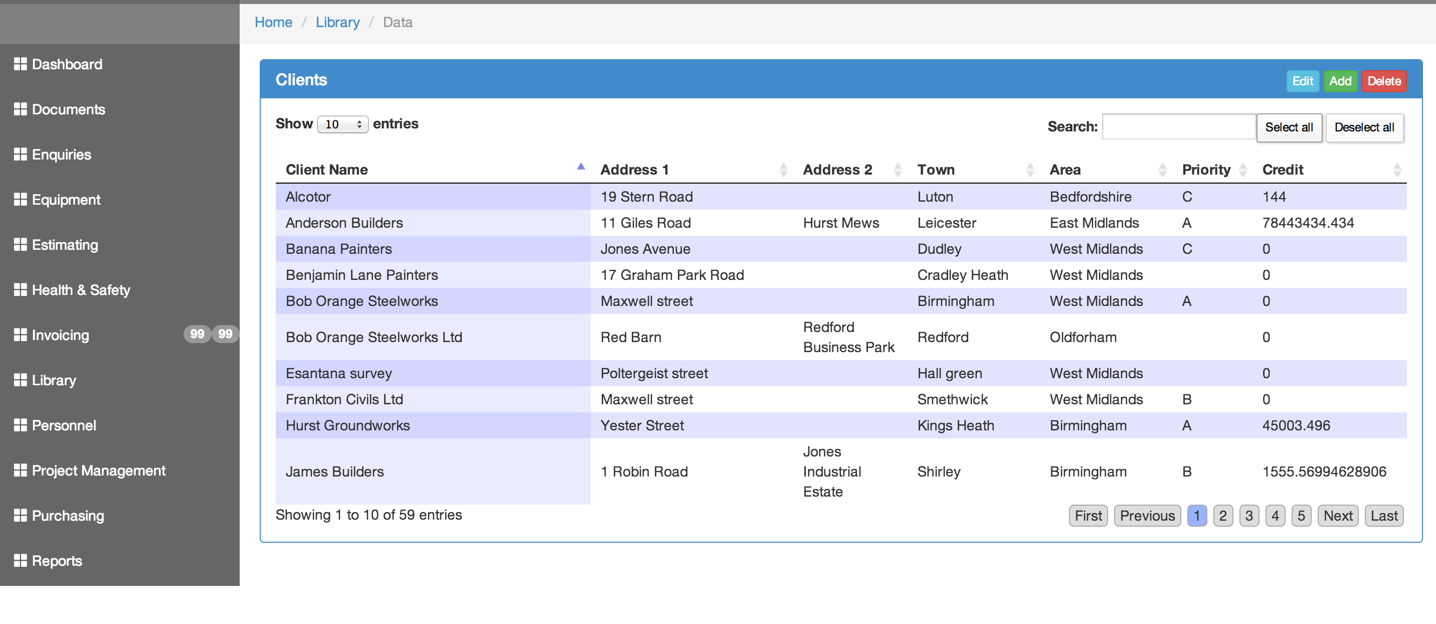 Datatables jQuery Format Problem