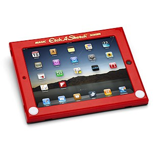 iPad as Etch