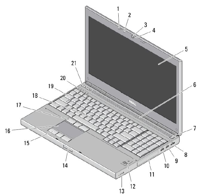 Dell Precision M4700 (click for larger)