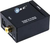 Digital-to-Analog Converter Inputs