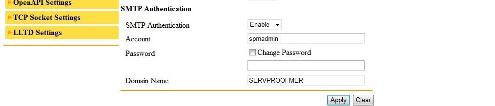 How to setup fax forwarding to an email address on Konica Minolta