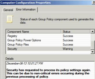 computer config properties