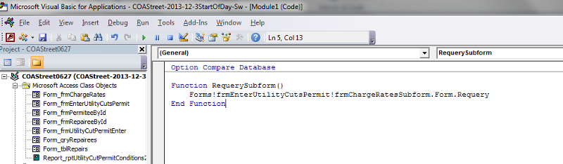 Step 2: Add the function to the module