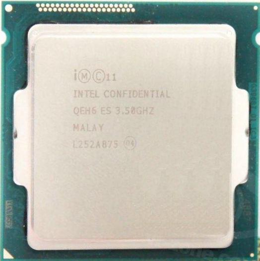 Haswell i7 4770k prototype