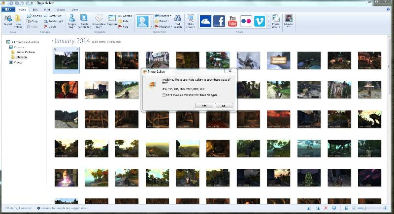 photo gallery editing features