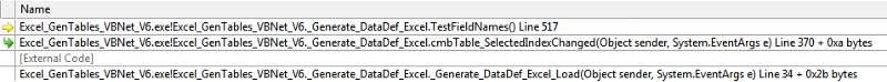 """Note """"SelectedIndexChange"""" following coded change of control value"""