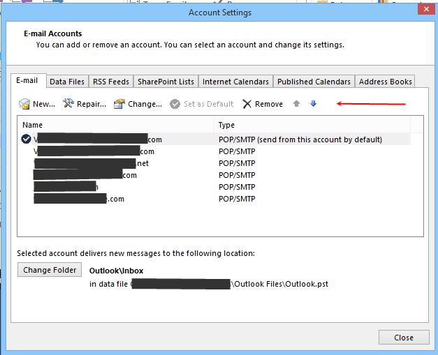 Outlook-2013-Account-setup