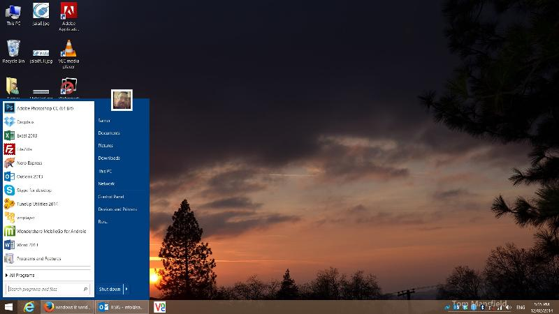 windows 8.1 with start8