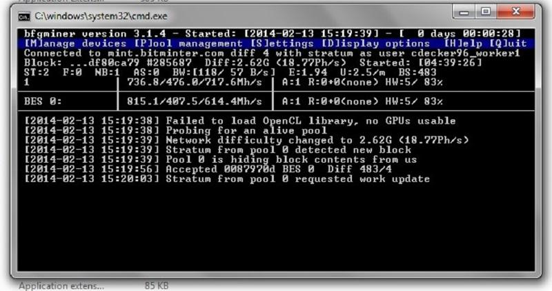 CMD Prompt Screenshot 2