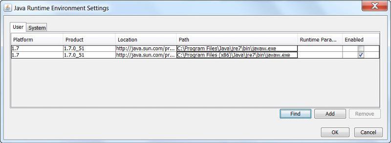 sample pic of java cpl   java tab