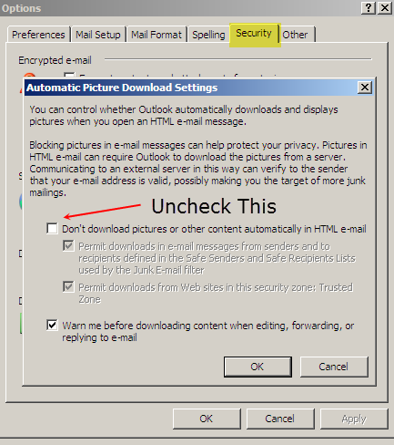Outlook-2003-Security-Options