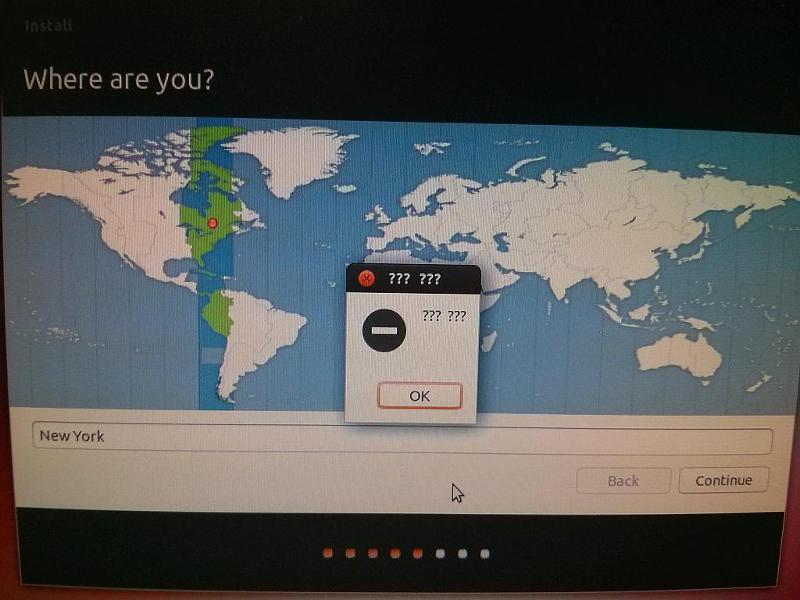 Ubuntu1310error