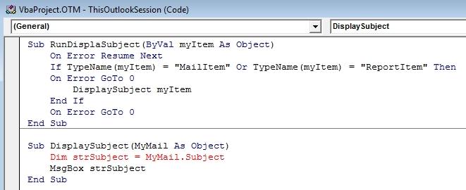 Rgonzo first code